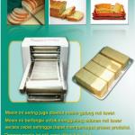 Dough Moulder (Mesin Gulung Roti Tawar)